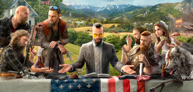 Se Far Cry 5-coveret